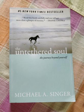 Untethered Soul by Michael A Singer