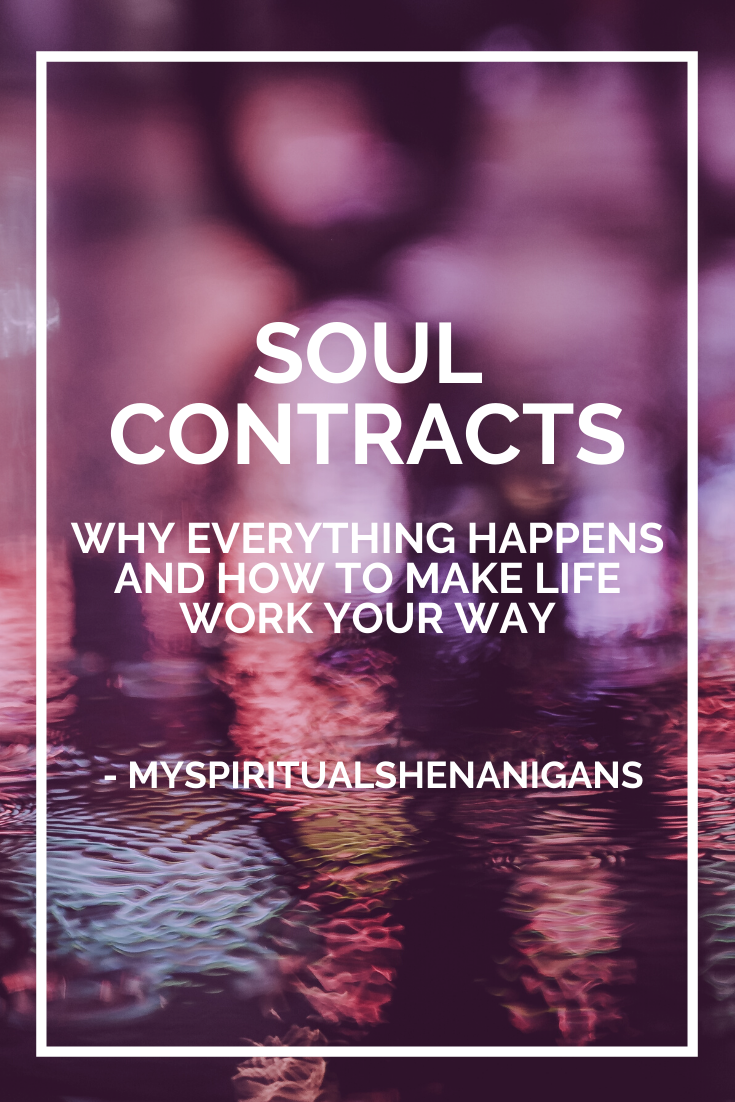 Soul Contracts Pin for Pinterest